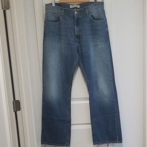 Levi's 557 Relaxed boot cut Jeans